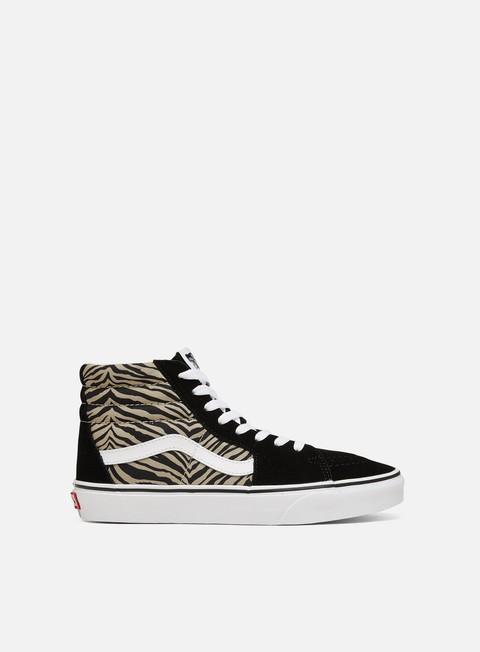 Sneakers alte Vans WMNS Sk8 Hi Safari Multi