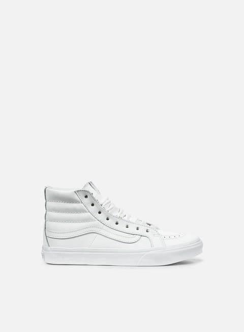 Outlet e Saldi Sneakers Basse Vans WMNS Sk8 Hi Slim Rivets