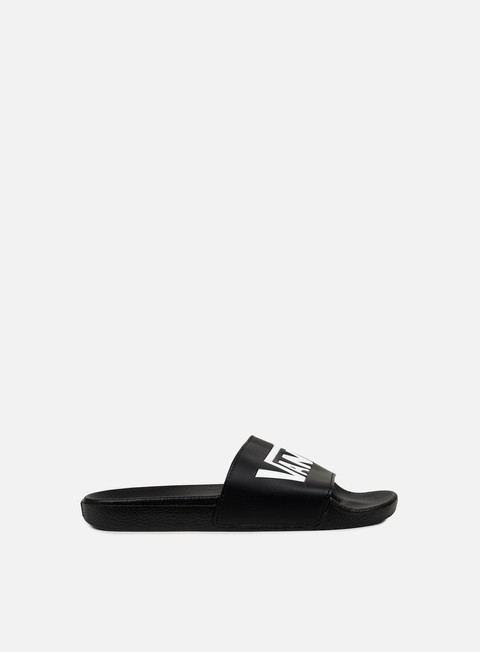 sneakers vans wmns slide on vans black