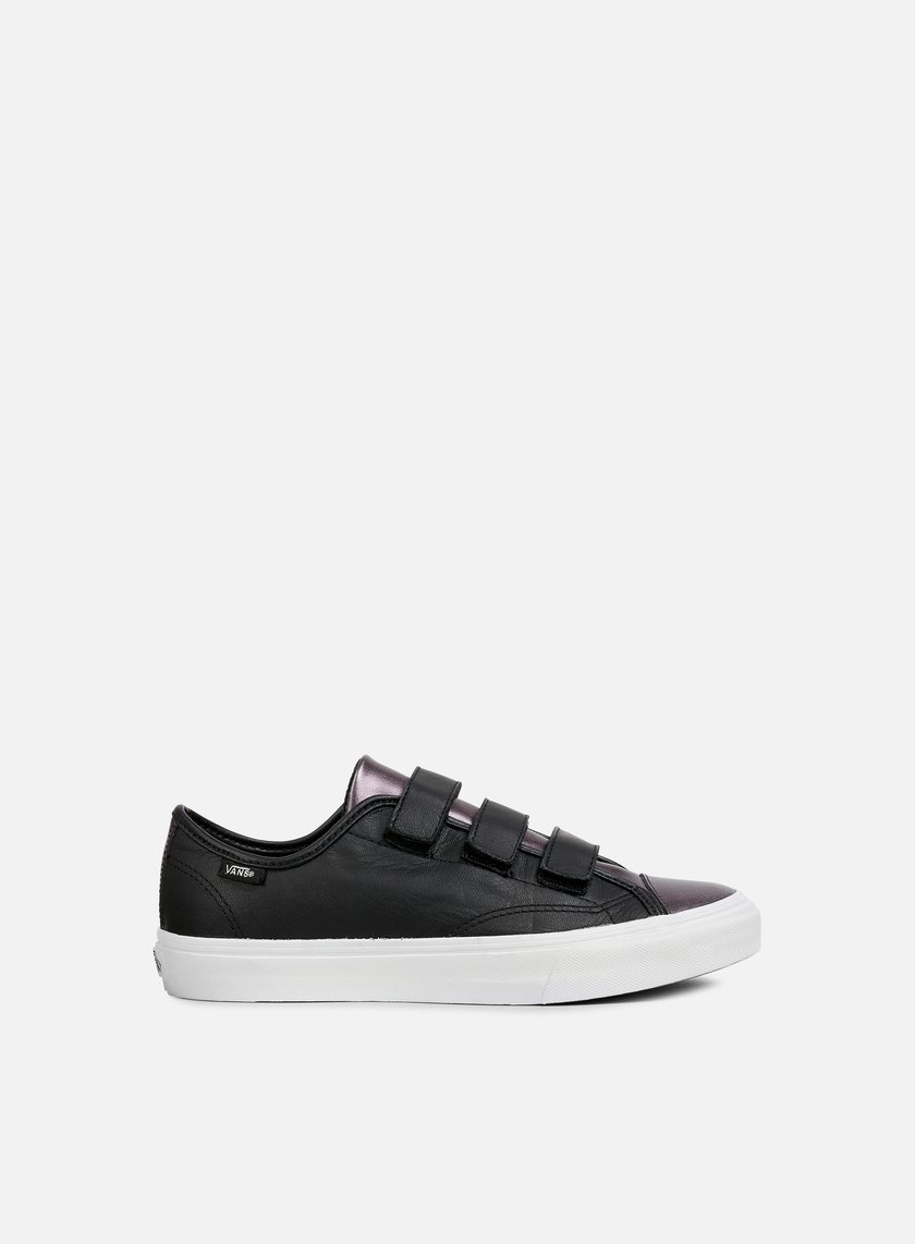 Vans - WMNS Style 23 2-Tone Leather, Gunmetal