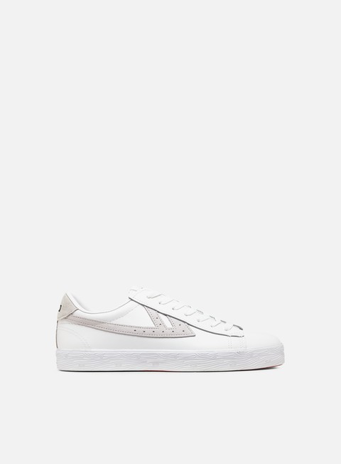 Low sneakers Warrior Shanghai Dime Leather