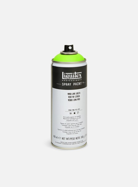 Water based spray cans Liquitex Spraypaint 400 ml