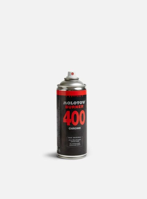 Bombing spray cans Molotow Burner 400 ml