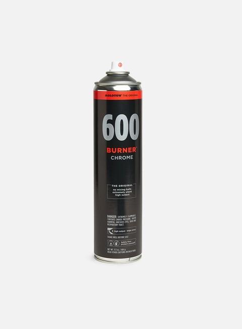 Bombing spray cans Molotow Burner 600 ml