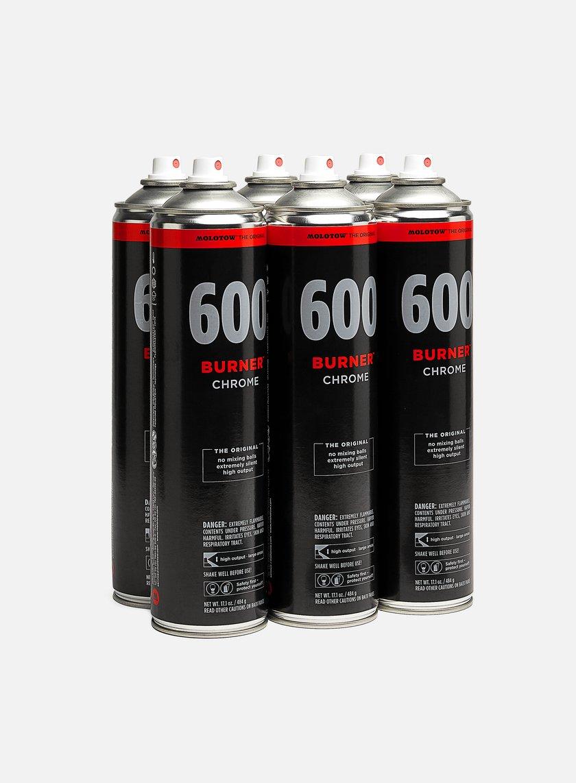 Molotow Burner 600 ml 6 Pack