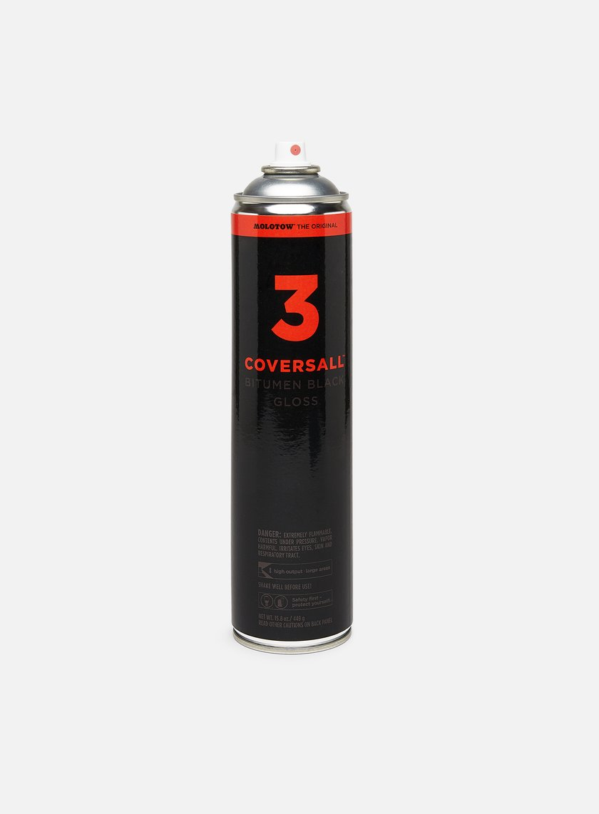 Molotow Coversall 3 Black Top