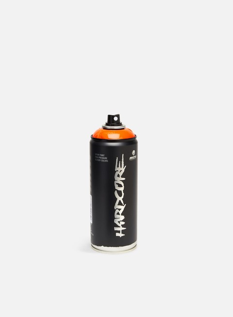Mtn Hardcore spray cans Montana Hardcore 400 ml
