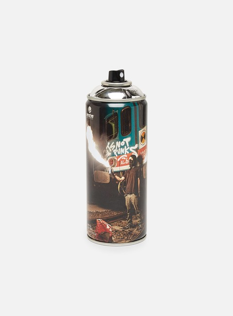 MTN Limited Edition Spray Cans Montana Hardcore Ltd Ed by Alex Fakso