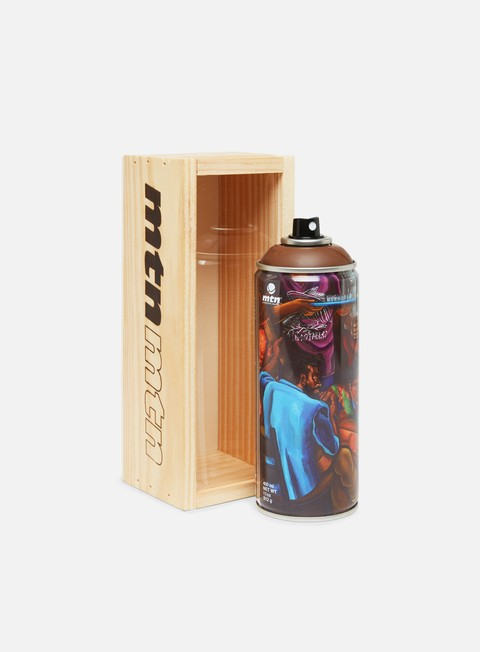 MTN Limited Edition Spray Cans Montana Hardcore Ltd Ed by Entes