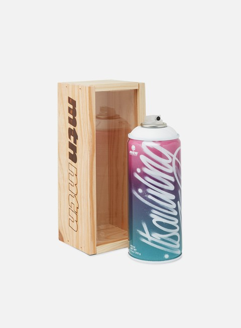 MTN Limited Edition Spray Cans Montana Hardcore Ltd Ed by It Is A Living