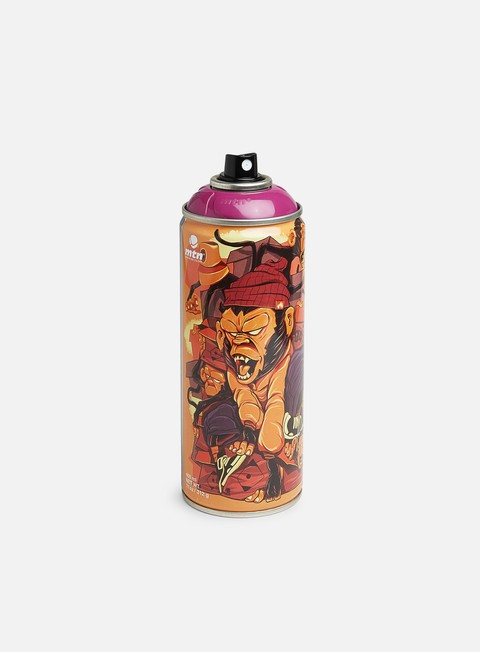 MTN Limited Edition Spray Cans Montana Hardcore Ltd Ed by Katun