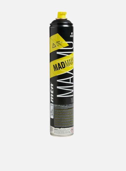 Bombing spray cans Montana Mad Maxxx 750 ml