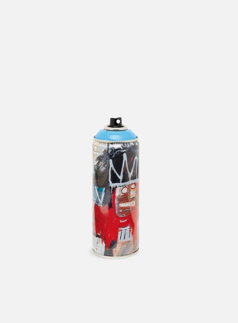 spray montana mtn 94 ltd ed by jean michel basquiat argo blue