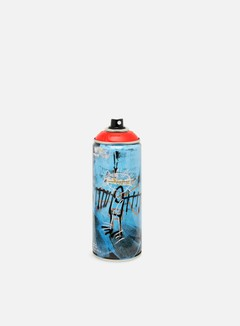 Montana MTN 94 Ltd Ed by Jean Michel Basquiat