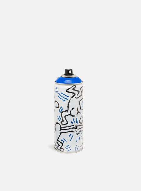spray montana mtn 94 ltd ed by keith haring dark blue