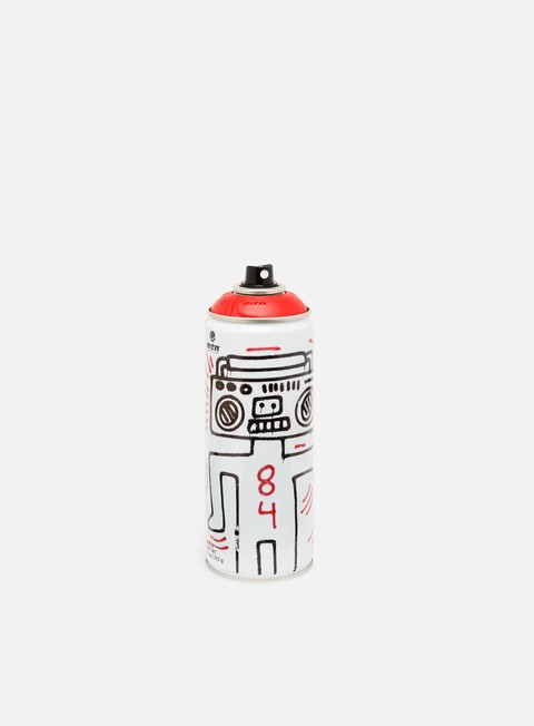 spray montana mtn 94 ltd ed by keith haring vivid red