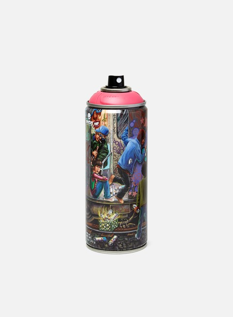 MTN Limited Edition Spray Cans Montana MTN 94 Ltd Ed by Lady Pink
