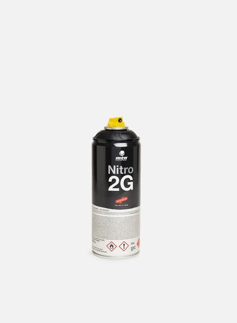 MTN Nitro 2G Spray Cans Montana Nitro 2G 400 ml