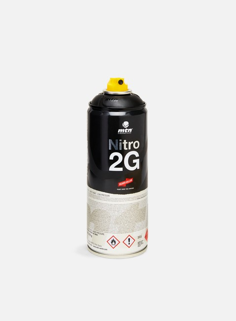 MTN Nitro 2G Spray Cans Montana Nitro 2G 400 ml OLD