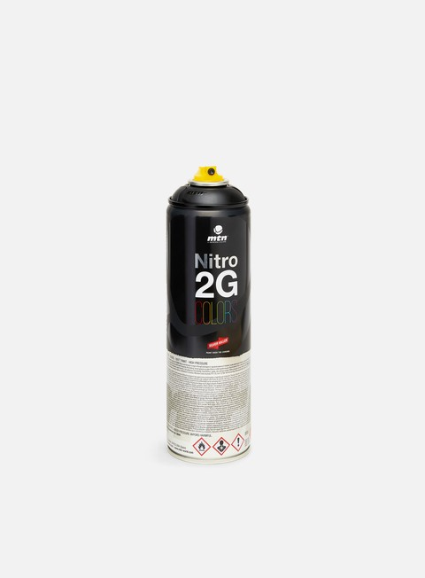 MTN Nitro 2G Spray Cans Montana Nitro 2G Colors 500 ml