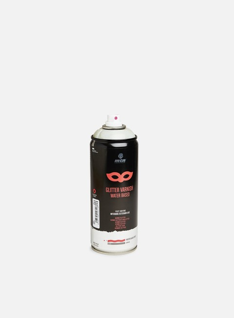 Fine Art Spray Cans Montana PRO Glitter Varnish 400 ml