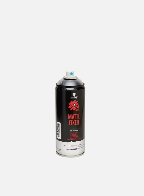 Fine Art Spray Cans Montana PRO Matte Fixative Lacquer 400 ml