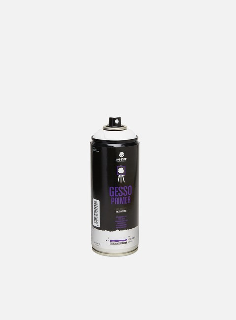 Fine Art Spray Cans Montana PRO Gesso Primer 400 ml