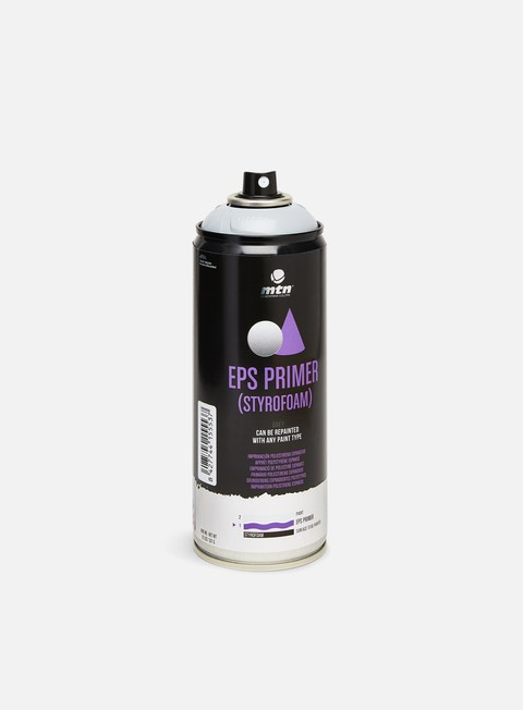 Fine Art Spray Cans Montana PRO Styrofoam Primer 400 ml