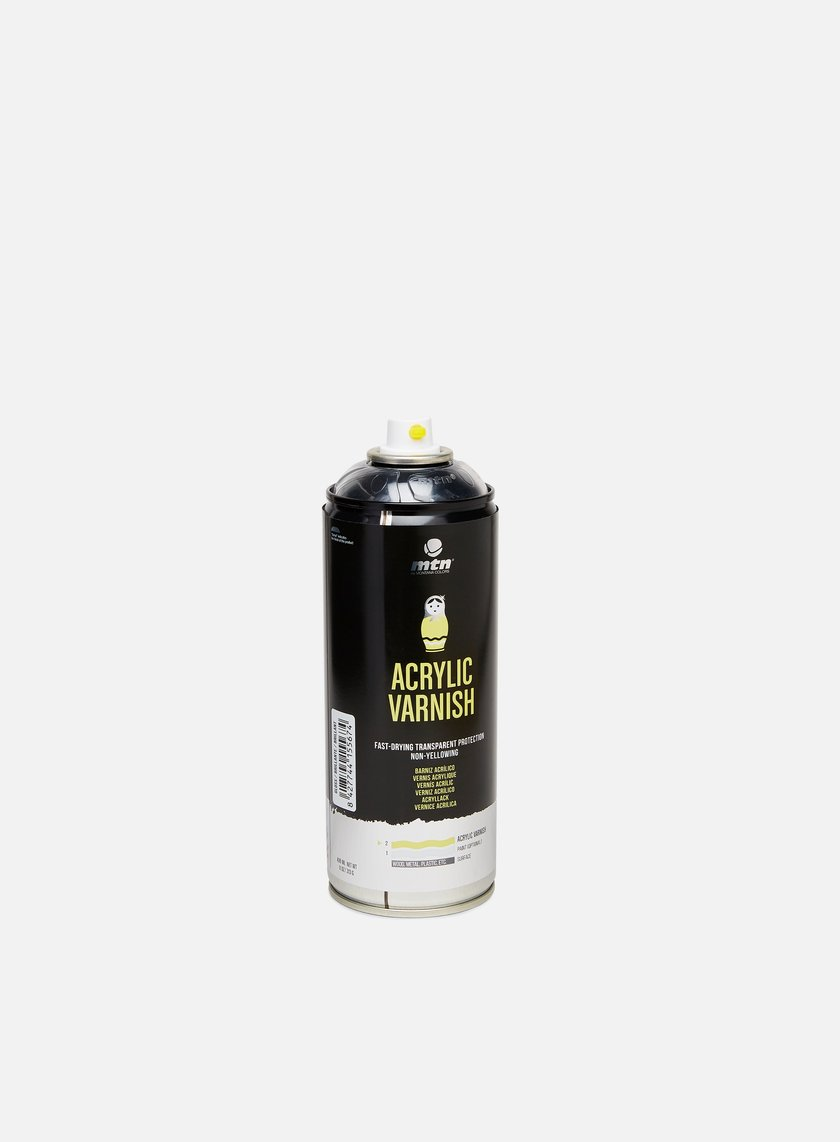 Montana PRO Acrylic Varnish 400 ml
