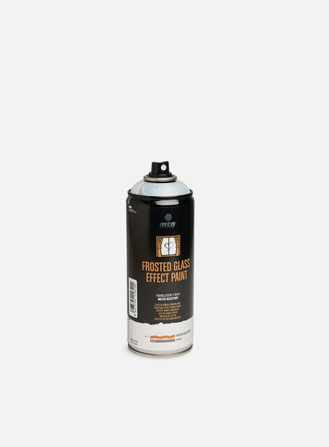 Fine Art Spray Cans Montana PRO Frosted Glass Effect Paint 400 ml