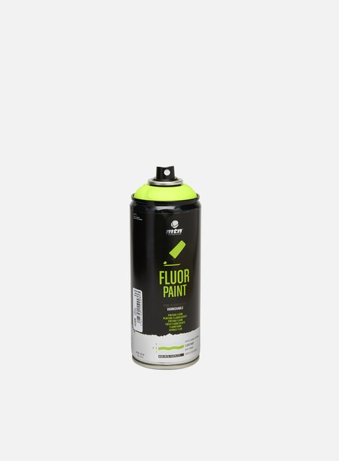 Fine Art Spray Cans Montana PRO Fluorescent Paint 400 ml