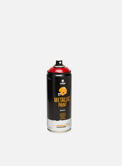 Spray MTN Pro Montana PRO Vernice Metallizzata 400 ml