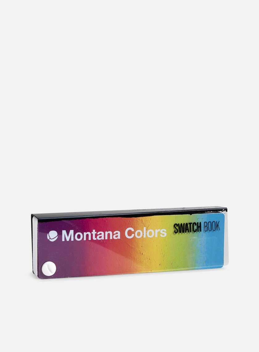 Montana Swatchbook 36 Color Charts Graffitishop