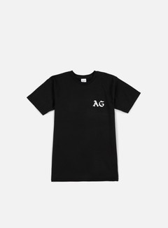 Acapulco Gold - Above The Law T-shirt, Black 1