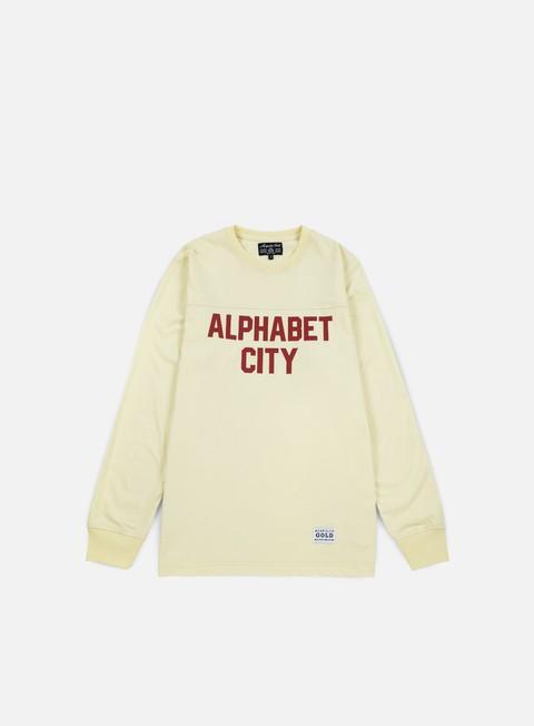 T-shirt a manica lunga Acapulco Gold Alphabet LS T-shirt