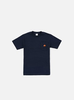 Acapulco Gold - Blinky Pocket T-shirt, Navy 1