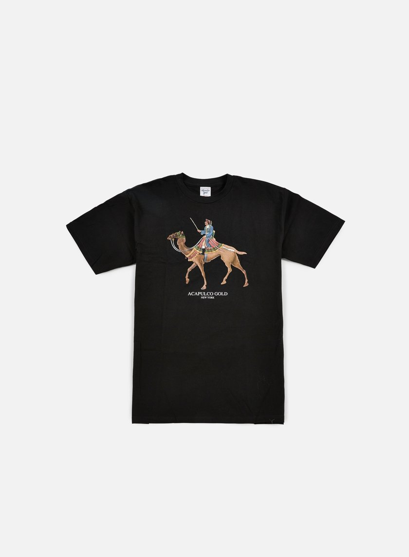 Acapulco Gold - Camelback T-shirt, Black