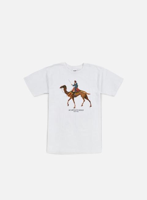 t shirt acapulco gold camelback t shirt white
