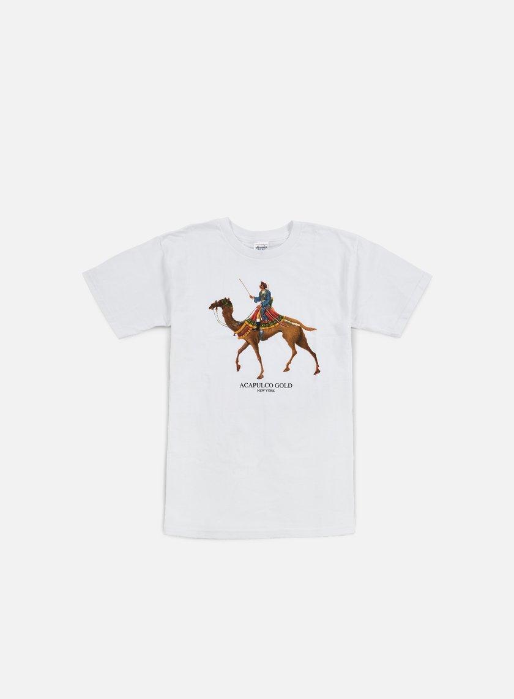 Acapulco Gold - Camelback T-shirt, White