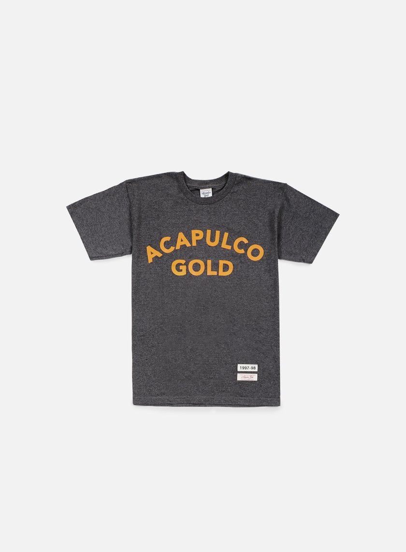 Acapulco Gold - Championship T-shirt, Charcoal