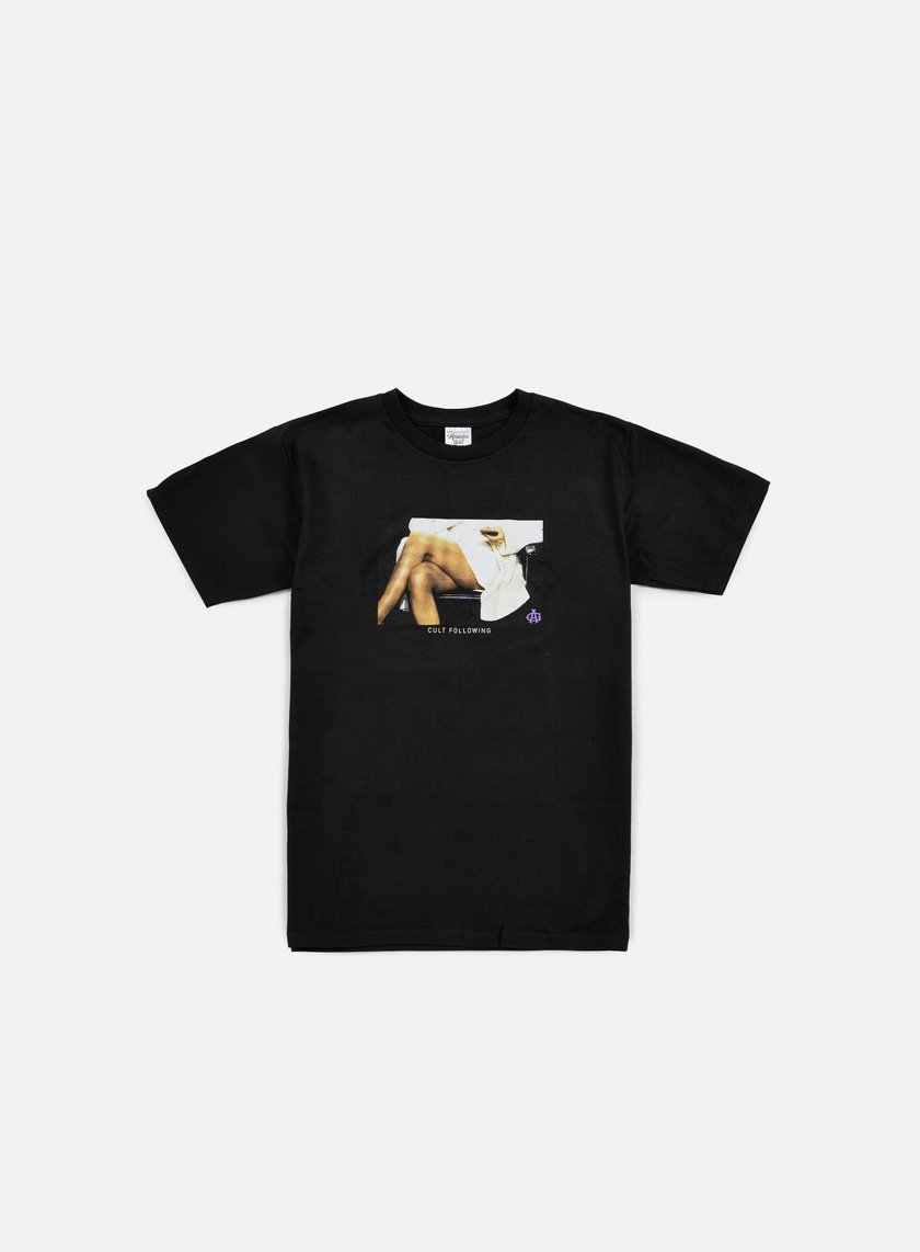 Acapulco Gold - Cult Following T-shirt, Black