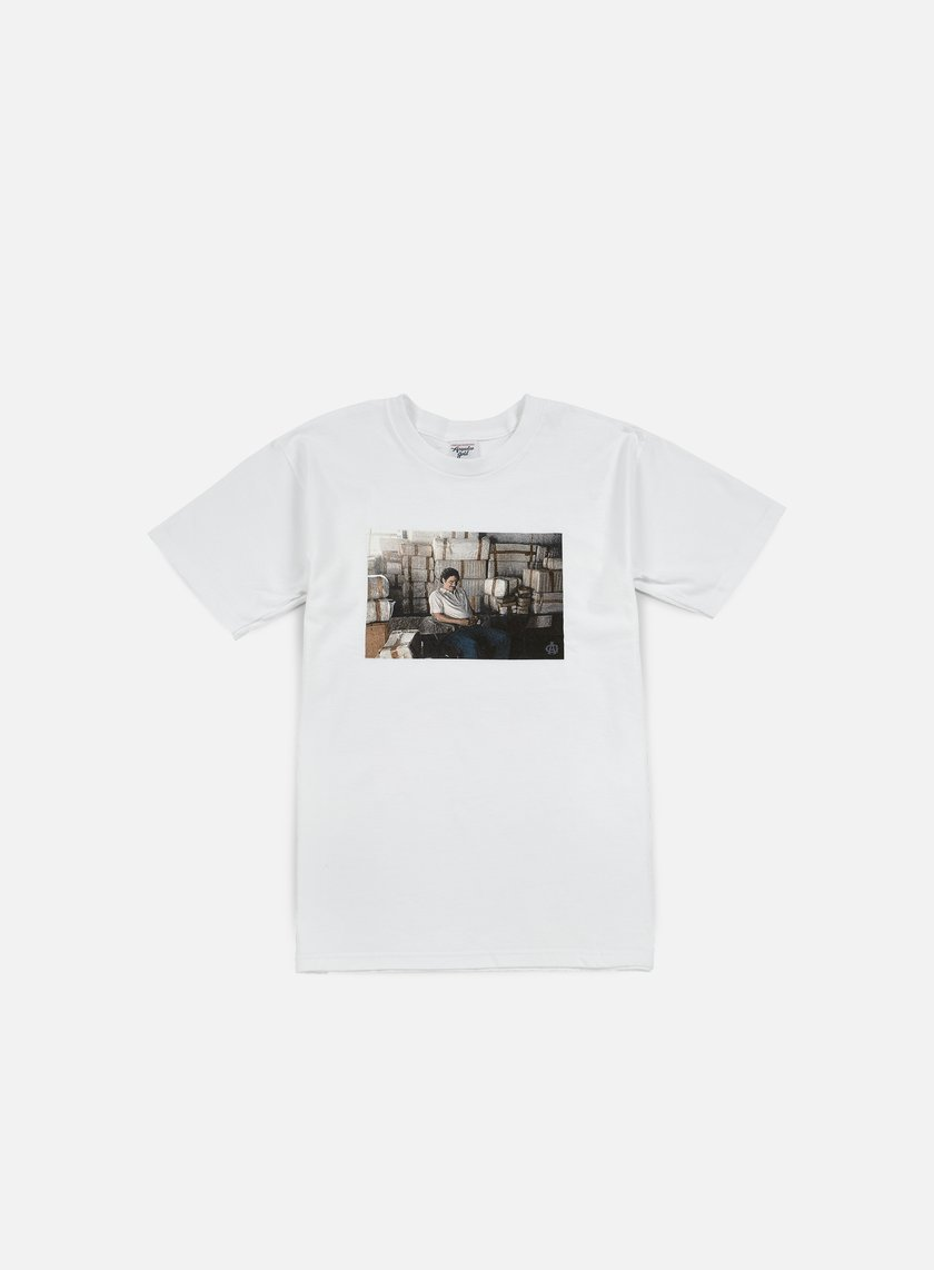 Acapulco Gold - Empire T-shirt, White