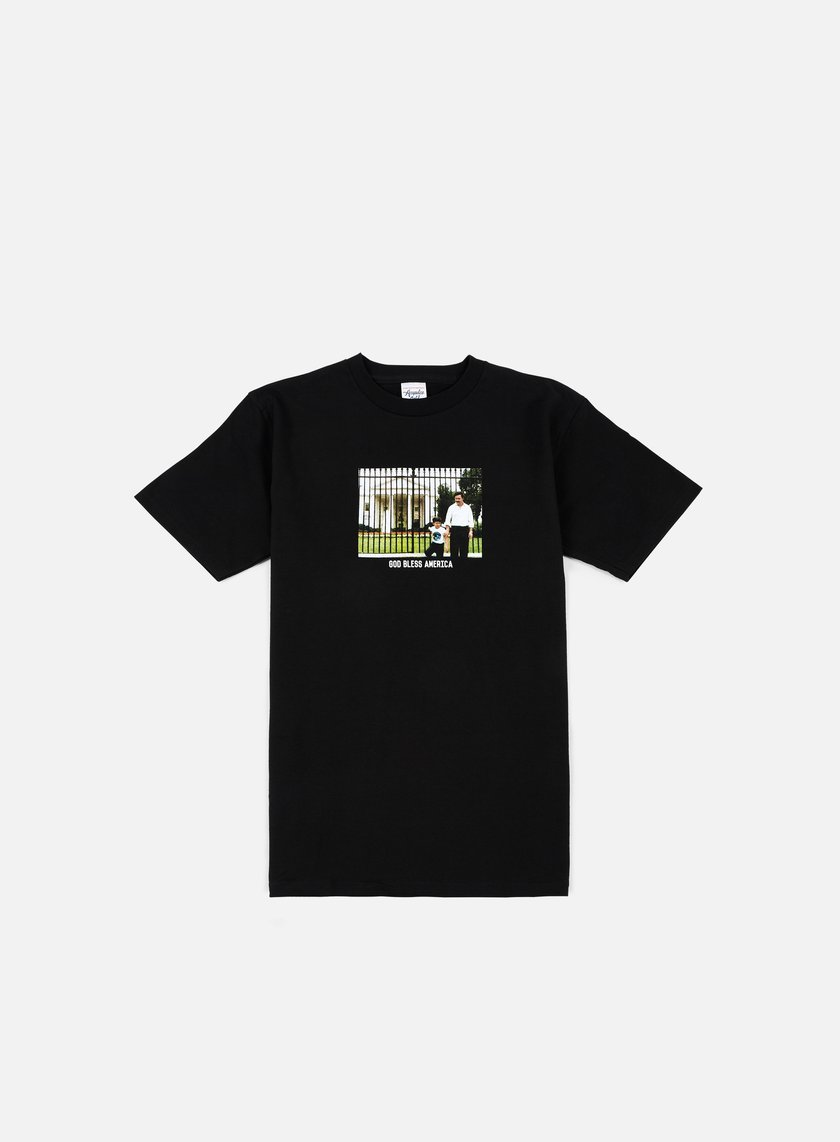 Acapulco Gold - Fathers Day T-shirt, Black