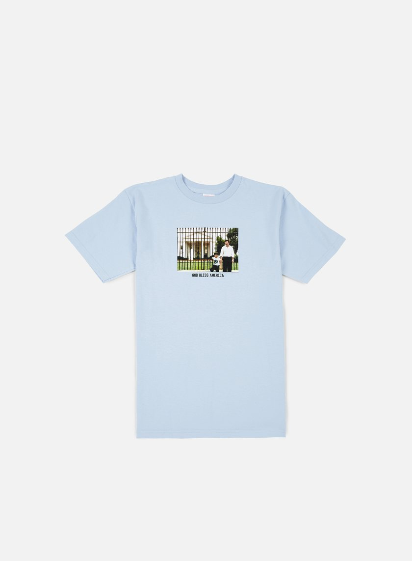 Acapulco Gold - Fathers Day T-shirt, Light Blue