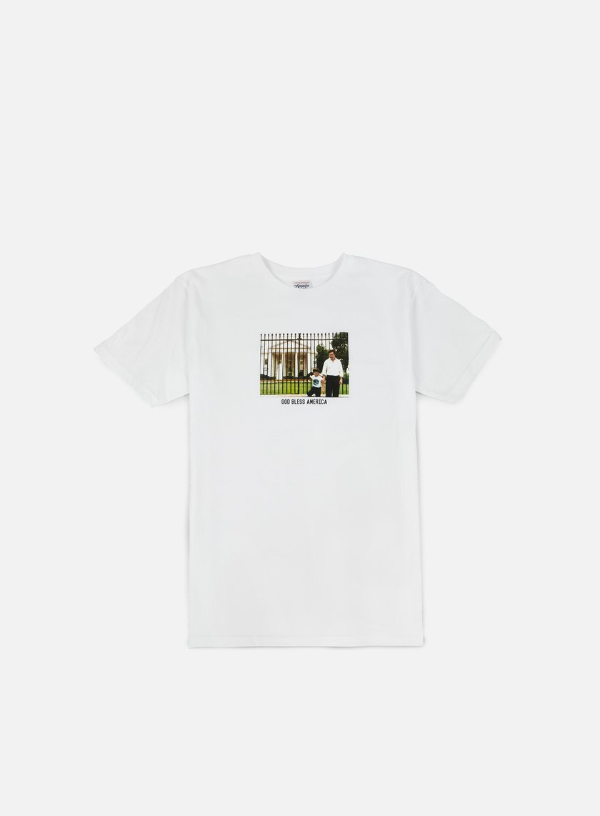 Acapulco Gold - Fathers Day T-shirt, White