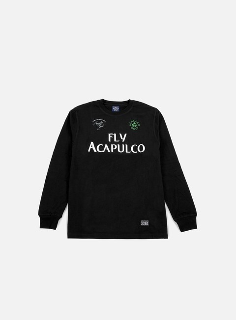 Long Sleeve T-shirts Acapulco Gold Fly Acapulco LS T-shirt