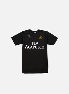 Acapulco Gold - Fly Acapulco T-shirt, Black 1