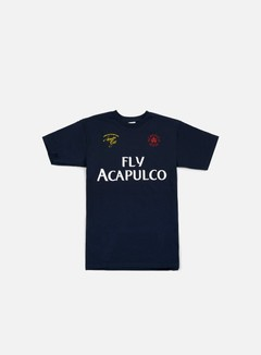Acapulco Gold - Fly Acapulco T-shirt, Navy 1