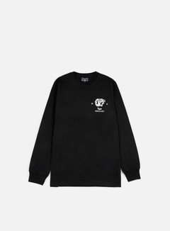 Acapulco Gold - Flying Tiger LS T-shirt, Black