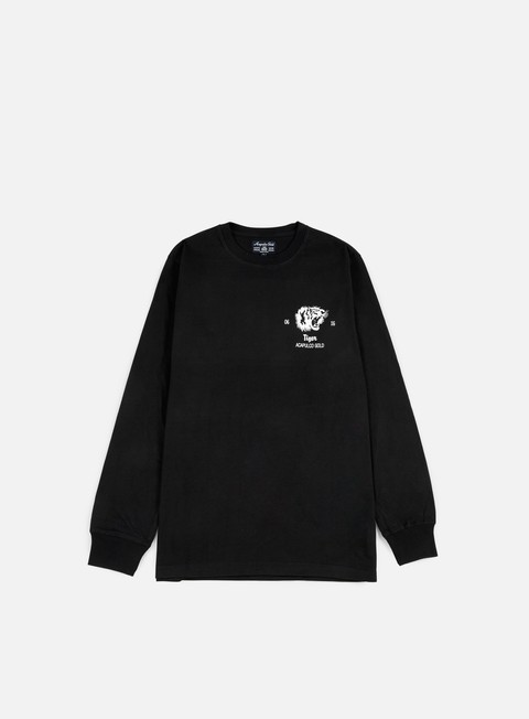 t shirt acapulco gold flying tiger ls t shirt black